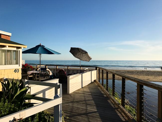 The Beachcomber Cafe, Crystal Cove | ShesCookin.com