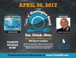 Taste of Huntington Beach