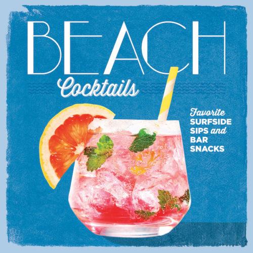 Beach Cocktails book cover | ShesCookin.com