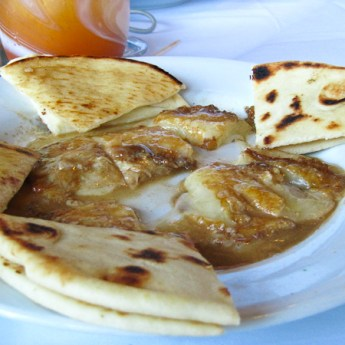 Taste of Greece, Saganaki