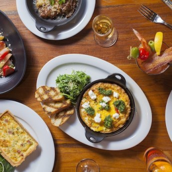 Water Grill Brunch Offerings | ShesCookin.com