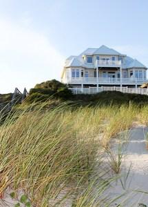 Bluewater Vacation Rentals - Dune View - Emerald Isle, North Carolina | ShesCookin.com
