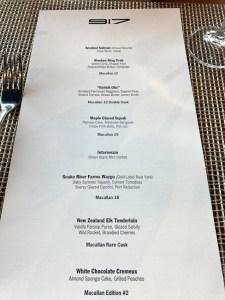 Restaurant 917, Porsche Experience Center | ShesCookin.com