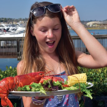 10th Annual Lobsterfest at Newport Beach #NationalLobsterDay