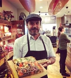 Zero Zero Pizzeria, Francesco Zaza | ShesCookin.com