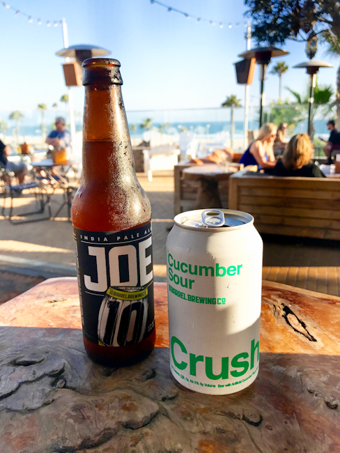 10 Barrel Brewing Joe IPA and Cucumber Crush Sour | ShesCookin.com