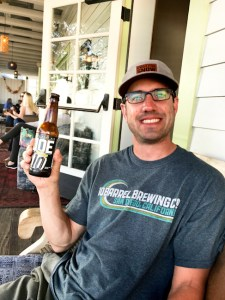 Andy Goggins, 10 Barrel Brewing | ShesCookin.com