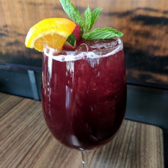 Blackberry Sangria