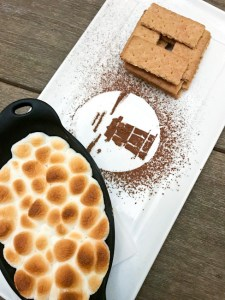 Deconstructed S'mores | ShesCookin.com