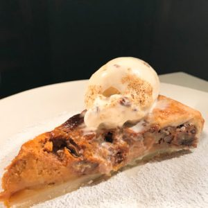 Pumpkin and Pecan Country Galette, Provenance desserts