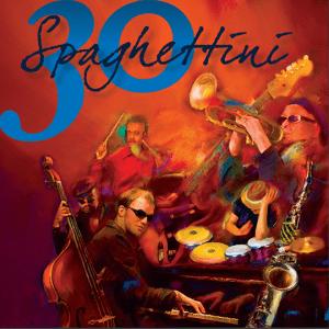 Spaghettini Seal Beach Jazz CD
