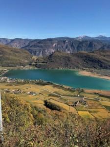 Lake Kaltern, Alto Adige wine region