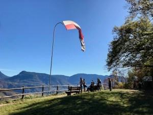 Lake Kaltern Alto Adige wine region , Italy