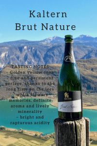 Kaltern Brut Nature tasting notes