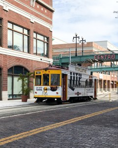 Tampa Bay street car