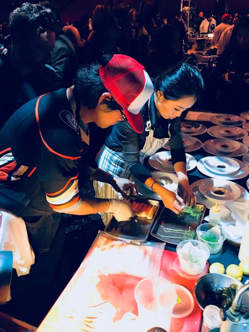 Chef Dee Nguyen, Break of Dawn, Dux in Tux 2018