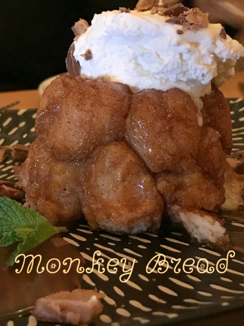 Monkey Bread, Memphis Cafe