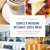 Best of Orange County: Couple's Weekend Getaway in Costa Mesa