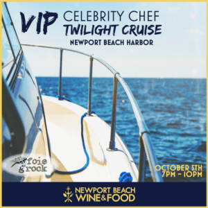 Twilight Cruise, Newport Beach Wine & Food