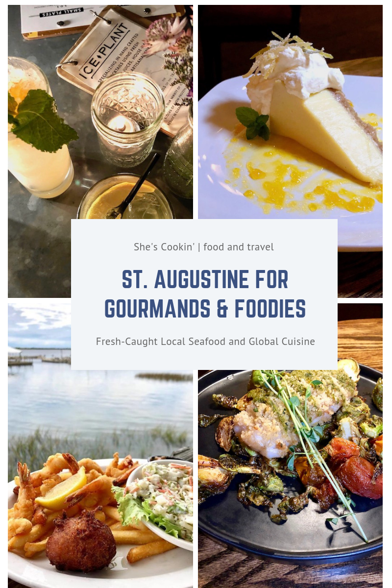 St. Augustine: Florida\'s Hot Spot for Gourmands and Foodies