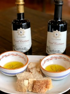 Casal Cristiana extra virgin olive oil imported from Italy