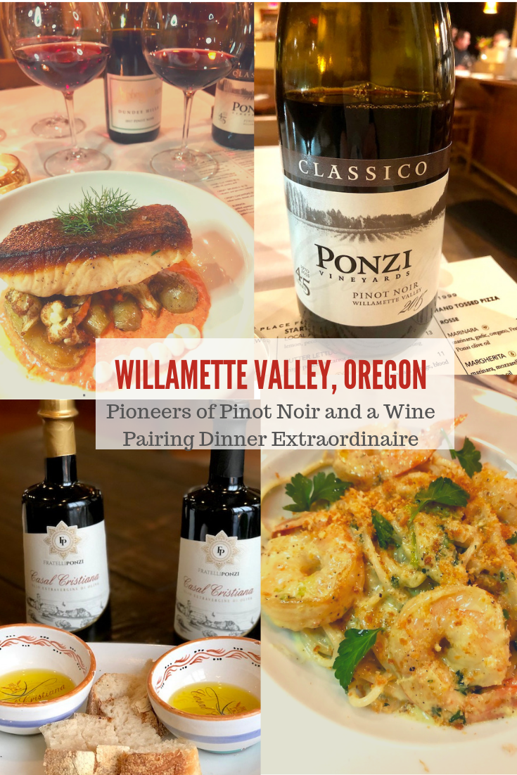 Oregon Pinot Noirs have received global recognition since 1985 when 3 Oregon Pinots were selected over French Burgundies in a blind tasting at the International Wine Center in New York. Wine lovers, what are you waiting for?! Get thee to the Willamette Valley to taste these incredible Pinot Noirs yourself!  #travel #Oregon #WillametteValley #PinotNoir #winetasting