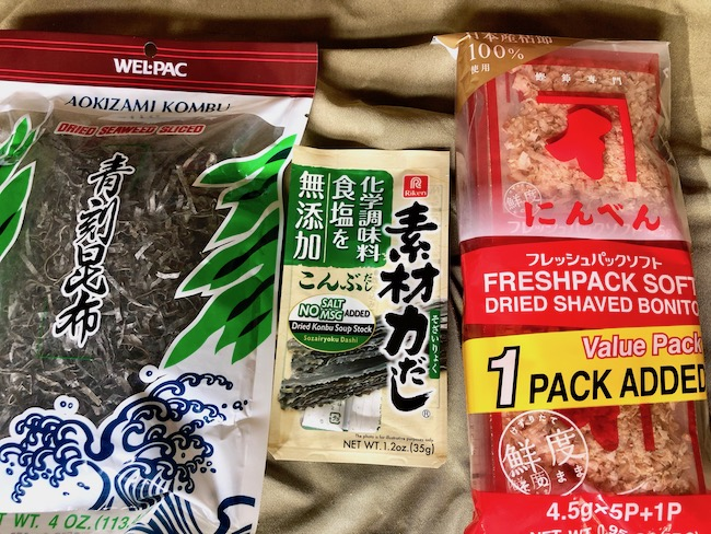 Okonomiyaki recipe ingredients