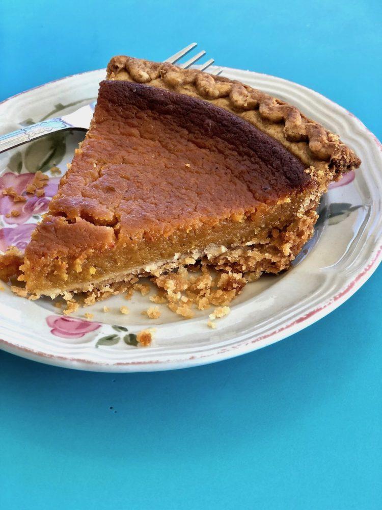 Delta cuisine, sweet potato pie, Rosie's Diner