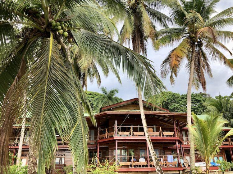 Large island house on Camino de Carenero, Carenero Isla, Bocas del Toro