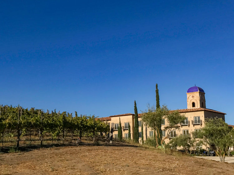 Allegretto Vineyard Resort, Paso Robles