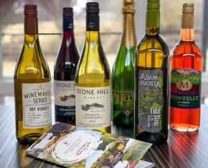 Missouri wine varietals