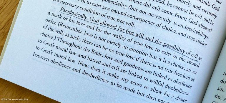 Reading My Professor's Apologetics Book: Part 4