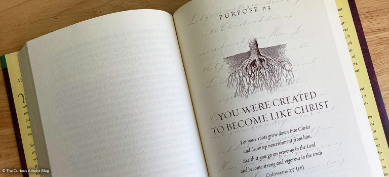 The Purpose-Driven Life: How to Brainwash Yourself