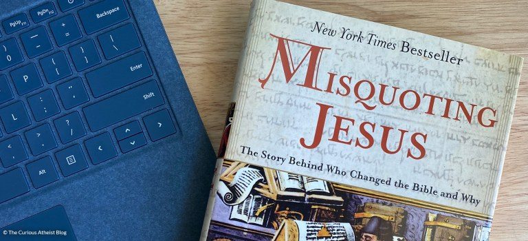 Book Review: Misquoting Jesus by Bart Ehrman