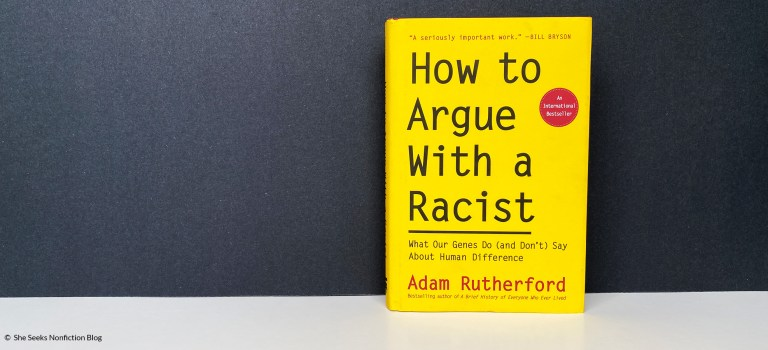 Book Review: How to Argue With a Racist by Adam Rutherford
