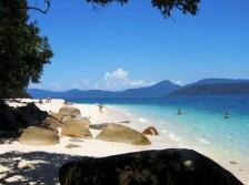 Fitzroy Island - a tropical dream!