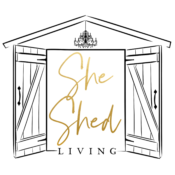 She Shed Living