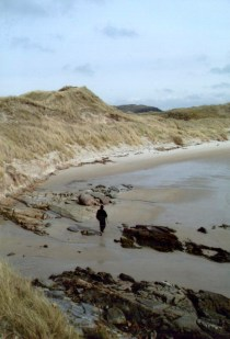 Ballinreavy Strand [March 2009]