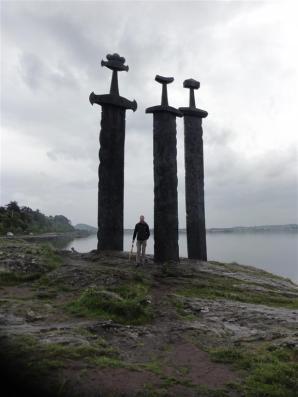 Giant Swords, Stavanger