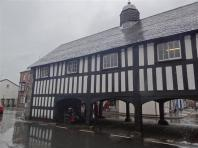 Market Place, Llanidloes