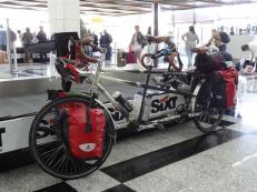 Arrival at Split Airport