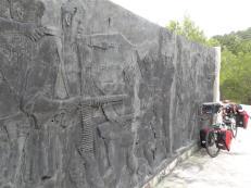 War Memorial, Pljavacino