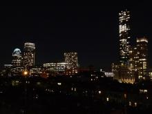 Boston by Night