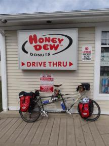 Drive/Ride Through Donuts