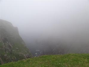 Sea Fog, Cape Wrath
