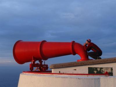 Big Fog Horn, Cape Wrath