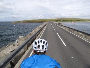 Churchill barriers, Orkney