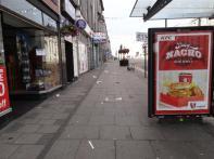 Back to 'civilisation', Aberdeen