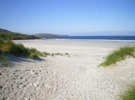 Beach on Barra