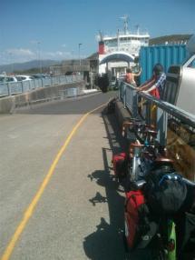 Ferry at Mallaig